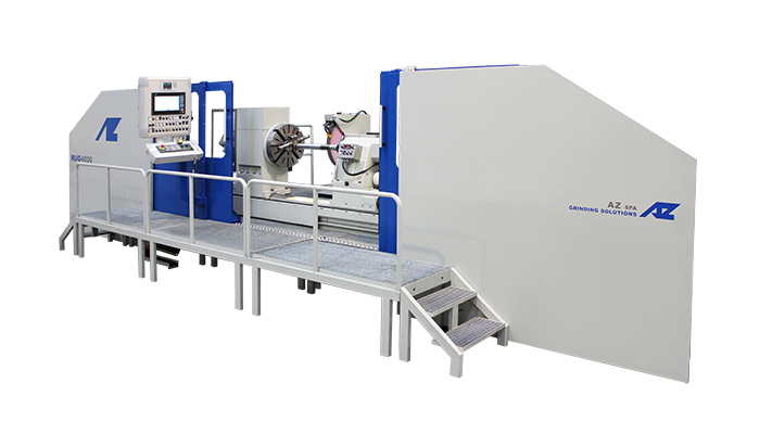 RUG. HEAVY DUTY CNC UNIVERSAL GRINDING MACHINES