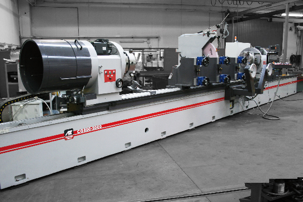 CG600 Crankshaft Grinding Machines