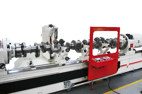 CGX600 Crankshaft grinding machines