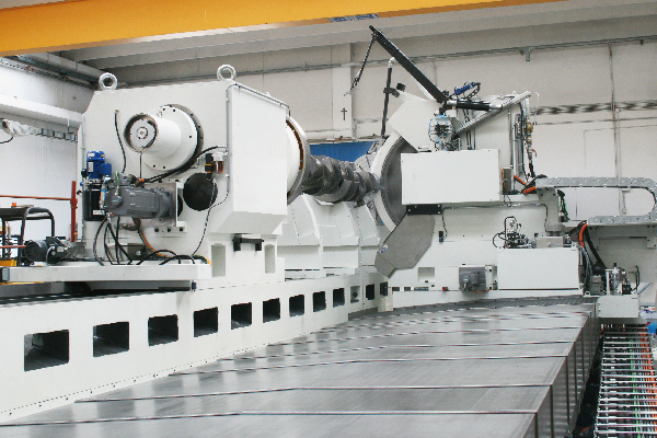 DB10000 CNC Heavy duty crankshaft Grinding Machines