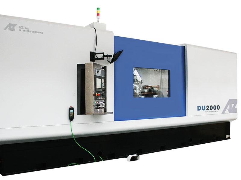 DU2000 Crankshafts-camshafts Grinding machines for mass production