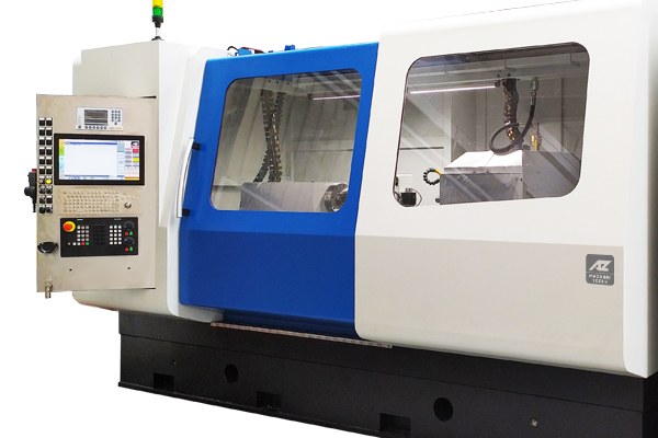 GSB600 CNC Internal grinding machine #aerospace #helicoptercomponents