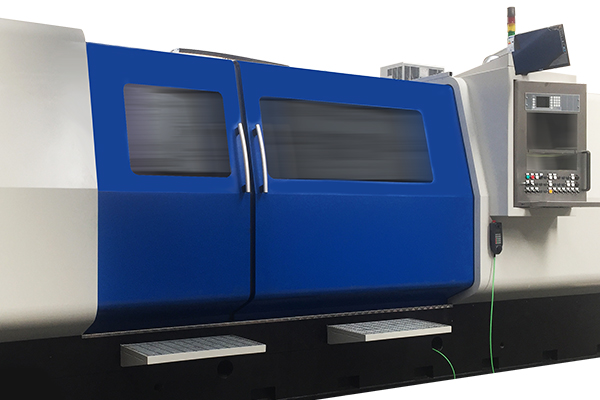 GSB900 CNC Internal grinding machine #aerospace #landing gear