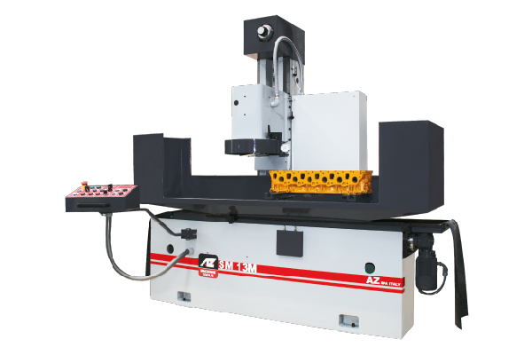 SM13 Surface grinding-milling machine