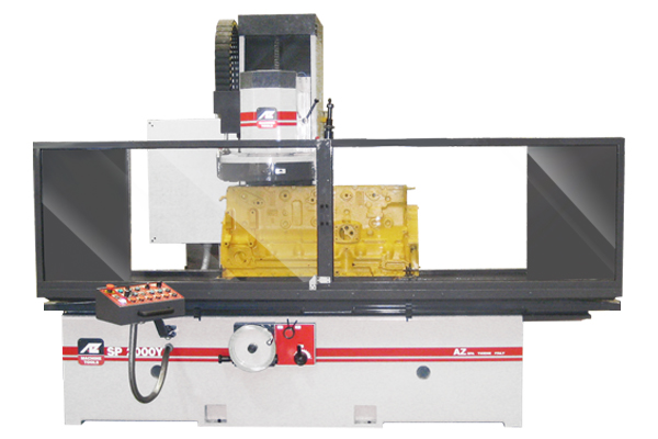 SP2000 Surface grinding-milling machine